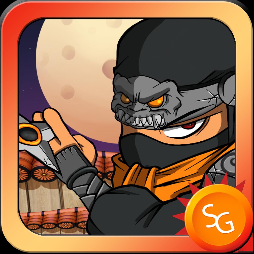 A Rooftop Ninja Run PRO - Fearless Overkill of Real Iron Fist Against Turtle Fish Man Clan