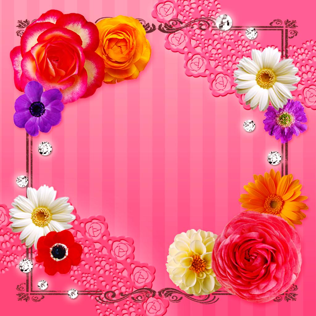 オトナ可愛い壁紙 - Elegant & Sweet Wallpapers -